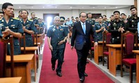 Vietnam Air and Air Defense Forces Academy starts new school year