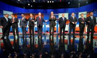 2016 US presidential election: Republican candidates hold second debate