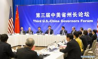 Chinese President calls on China, US to enhance local cooperation
