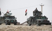 Iraq, Russia, Iran and Syria cooperate in the fight against IS