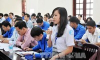 Young intellectuals contribute to draft documents of the 12th National Party Congress