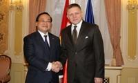 Vietnam, Slovakia promote multi-faceted cooperation