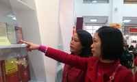 Exhibition on Vietnamese Communist Party through its Congresses