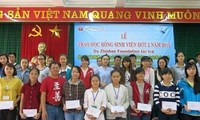 Taiwanese organization helps disadvantaged children in Quang Tri