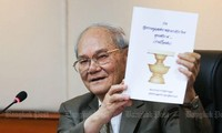 Thailand announces first draft of the constitution