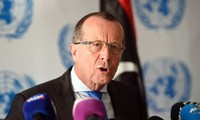 UN envoy in Libya to help with unity government vote