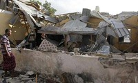 Bomb attacks kill at least 21 in Somalia