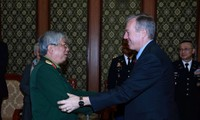 Vietnam, US expand marine security cooperation