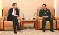 Vietnam, Germany boost defense cooperation