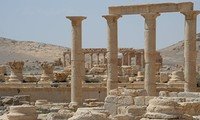 Syrian President hails liberation of ancient city of Palmyra