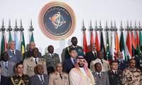 Anti-terrorism coalition meets in Riyadh