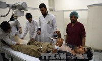 Dozens of people killed in Kabul explosion