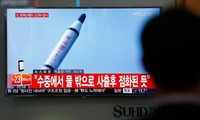 Pyongyang tests ballistic missile from submarine