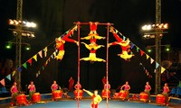 International Circus Festival 2016 opens