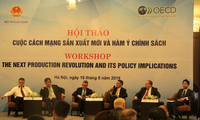 Great chance for Vietnam to enter next production revolution