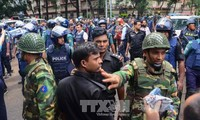 Hostage-takers were from Bangladesh group, not IS