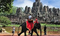 Vietnam tops the list of tourist arrivals in Cambodia