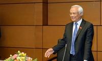 Laos NA Vice Chair visits Vietnam