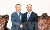 PM receives former RoK's Policy Coordination Minister