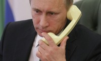 Russian, German, French leaders hold phone conversation on Ukraine
