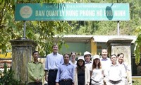 The US announces project to protect forests and biodiversity in central Vietnam