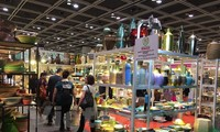 Vietnamese goods on display at Hong Kong MEGA Show