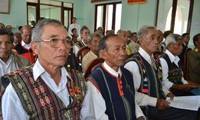 Dissemination of Party and State's guidelines to ethnic minority people
