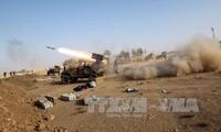Iraqi security forces retake villages around Mosul
