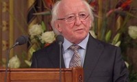 Irish President Michael Daineal Higgins to visit Vietnam
