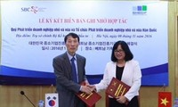 Vietnam, RoK funds cooperate in SME development