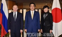 Japan, Russia discuss joint economic activities on disputed islands