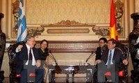 Ho Chi Minh city helps Greek enterprises do business