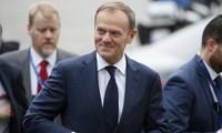Donald Tusk reelected European Council President
