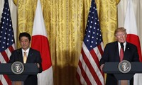Japan, US work to deal with North Korea