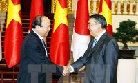 Vietnam, Japan foster multifaceted cooperation
