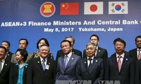 ASEAN+3 finance chiefs discuss economic cooperation in Japan