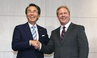 Japan, New Zealand urge partners to approve TPP before November