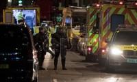 3 terrorists shot dead in London