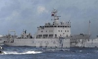 Chinese ships enter Japanese territorial waters