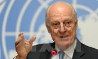 UN envoy optimistic about Syria talks in Geneva