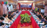 Vietnam, Laos vow to build shared border of friendship