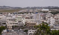 US returns small strip of land at Futenma air base
