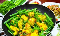 Thang Long grilled fish