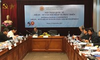 ASEAN looks towards peaceful, prosperous community