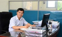 First Vietnamese scientist to receive Nagomori Award