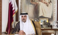 Qatar open to Trump-hosted talks over Gulf crisis