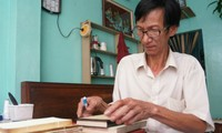 The last bookbinder in Ho Chi Minh City