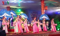 Hue festival honors ritual singing