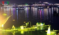 "Art performance ""Echoes of the Perfume River"", highlight of Hue Festival"