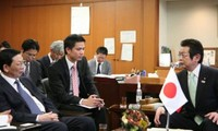Việt Nam thúc đẩy hợp tác công nghệ cao với Nhật Bản